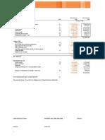 Balance Sheet (1)