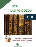 Gozdarska kuharska knjiga