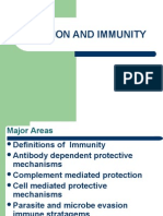 INFECTION AND IMMUNITY
