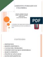 Des Plaza Mien To Forzado en Colombia