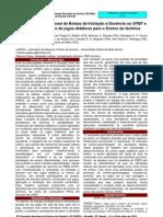 O Programa Institucional de Bolsas de Iniciação à Docência na UFMT e o desenvolvimento de jogos didáticos para o Ensino de Química (2)