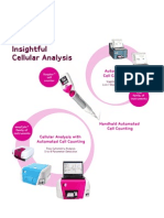 Insightful Cellular Analysis Solutions from EMD Millipore