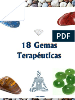 18 Gemas Terapéuticas