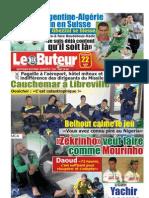 LE BUTEUR PDF du 22/04/2011