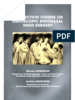 A Dissection Course on Endoscopic Endonasal Sinus Surgery