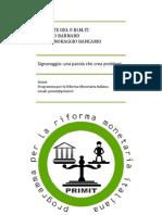 Risposta Del Primit Al PDF Di Paolo Barnard