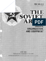 Soviet Army Troops 1991