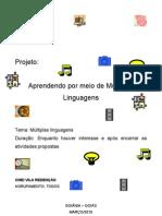 Múltiplas Linguagens