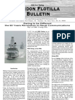 London Flotilla Spring 2010 Bulletin