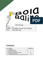 Folio Bola Baling