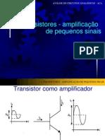 Aula9-Amplificadorores Pq Sinais
