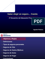 PROTEGE TU PATRIMONIO Agustín Polanco