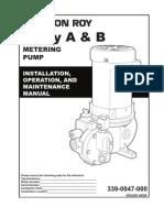 Manual Bombas Dosificadoras 339-0047-000[1]
