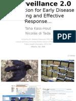 Bio Surveillance 2.0 Kass-Hout and Di Tada