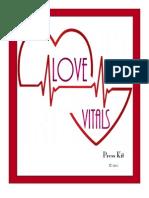 Love Vitals Press Kit