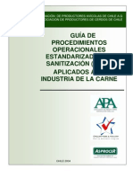 Proc. Lavado y Sanitizado Cintas Transport Ad or As