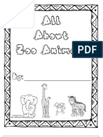 Zoo Animals Journal