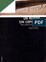 Smiers, Joost - Un Mundo Sin Copyright