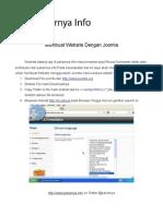 Membuat Website Dengan Joomla