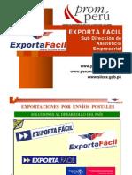 Exportafacil Solucion de Exportacion Para Pymes