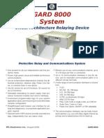 GARD 8000 System
