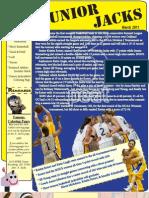 Junior Jacks Newsletter - Mar. '11