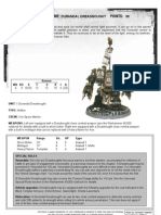 Durandal Dreadnought (en) 1