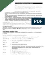 Grade 12 Parents Graduation Information 2010-2011