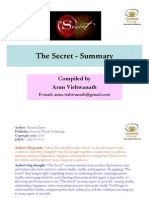 The Secret - Summary