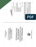 Baringoltz Sara - Integracion de Aportes Cognitivos a La pia - Cap 3 - Sin Ed Copia