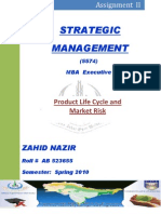 Strategic Management Assgn II