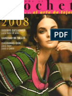 El Arte de Tejer 2008 Crochet