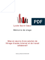 Rapport Stage Light