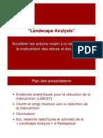 """Landscape Analysis"""
