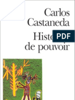 Carlos Castaneda 1974 Histoires de Pouvoir