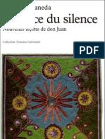 Carlos Castaneda 1987 La Force Du Silence