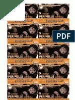 Biglietti 5PerMille STAMPABILI