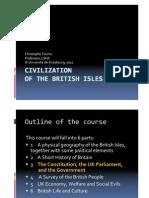 Civilization of the British Isles - 3