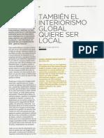 También el Interiorismo Global quiere ser Local - [dxi]mag