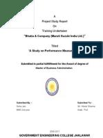 Copy of Neha Final REPORT