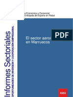 Marruecos Sector Aeronautico