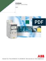 Abb Acs310 Technical Cataloge