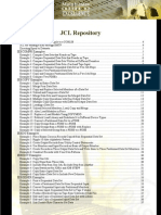 JCL Repository