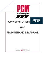 PCM Owners Manual 2003