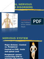 Central Nervous System Disorders -- RP