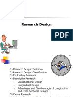 Module 3 a -Research Design