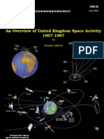 An Overview of United Kingdom Space Activity 1957-1987