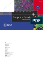 Europe and Canada Partners in Space