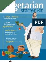 14135961 Vegetarian Starter Kit PCRM