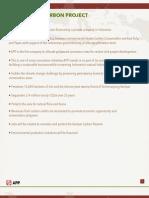APP Kampar Carbon Reserve Fact Sheet